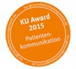 thumb ku award 2015 patientenkommunikation